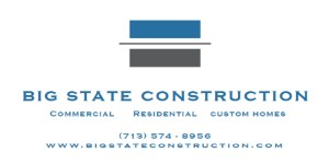 Big State Construction Logo