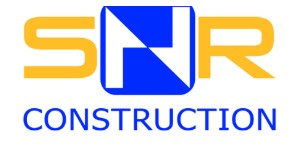 SNR Construction Logo